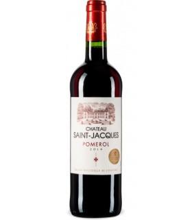 FAV 2021 - Pomerol Château Saint-Jacques 2017 - (Lot de 6 bouteilles)