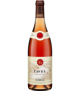 FAV 2021 - Tavel 2020 - E. Guigal - (Lot de 6 bouteilles)