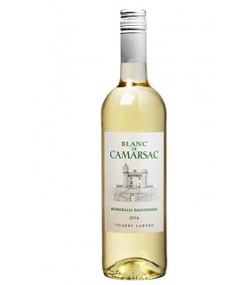FAV 2021 - Bordeaux - Blanc de Camarsac 2019 - (Lot de 6 bouteilles)