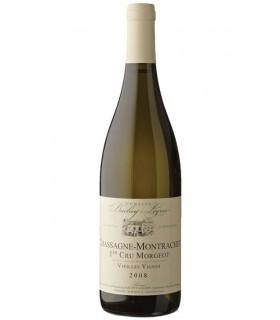 Chassagne-Montrachet blanc 1er Cru Morgeot 2014 - Domaine Bachey-Legros