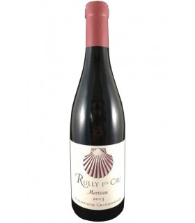 Rully Rouge 1er Cru Marissou 2013 - Domaine St Jacques