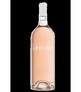 Magnum Château Léoube rosé 2017