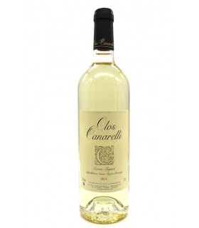 Clos Canarelli blanc 2016