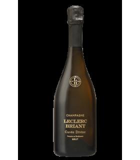 """Cuvée Divine """"Solera"""" - Champagne Leclerc Briant"""