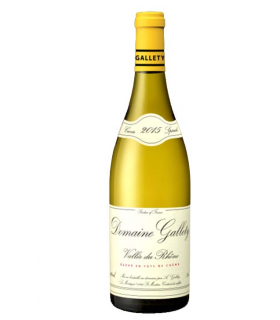 "Cuvée Gallety Blanc 2015 ""Fût de Chêne"" - Domaine Gallety"