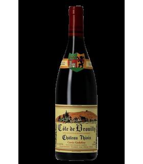 Côtes de Brouilly Godefroy 2017 - Château Thivin