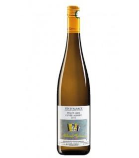 Pinot Gris Cuvée Albert 2017 - Domaine Albert Mann