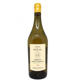 """Arbois """"Grand Curoulet"""" Savagnin Ouillé 2018 - Domaine du Pélican"""