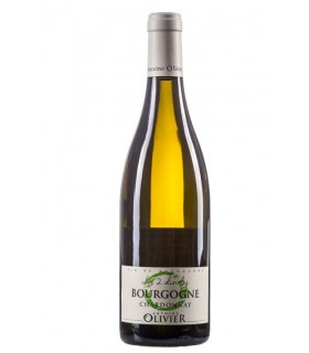 "Bourgogne Chardonnay ""Les 2 Dindes "" 2015 - Domaine Antoine Olivier"