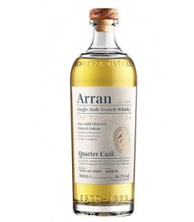 "Single Malt Whisky Arran Quarter Cask ""The Botly"" 56.2% - Ecosse"