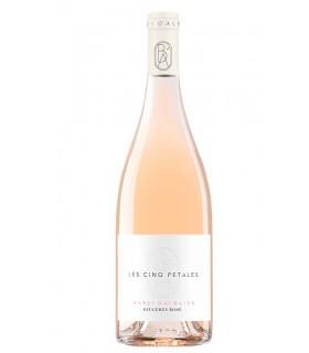"""Faugères Rosé """"Les Cinq Pétales"""" 2019 - Domaine Bardi d'Alquier"""