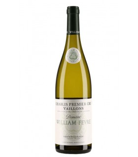 Chablis 1er Cru Vaillons 2016 -  William Fèvre