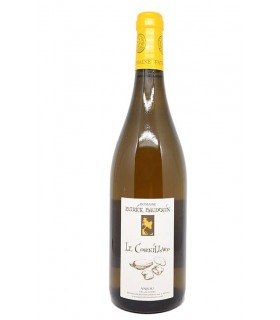 "Anjou blanc ""Le Cornillard"" 2017 - Domaine Patrick Baudouin"