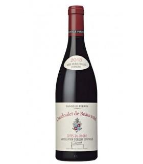 Coudoulet de Beaucastel rouge 2018 - Château de Beaucastel
