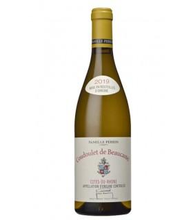 Coudoulet de Beaucastel blanc 2019 - Château de Beaucastel