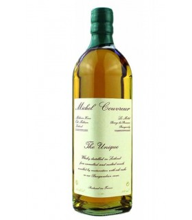 """Malt Whisky """"The Unique"""" (44%) - Michel Couvreur"""