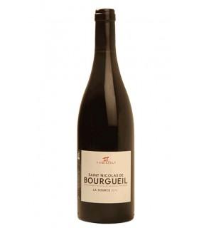 """Saint Nicolas de Bourgueil """"La Source"""" 2019 - Domaine Yannick Amirault"""