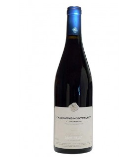 Chassagne-Montrachet rouge 1er Cru Morgeot 2017 - Domaine Lamy-Pillot
