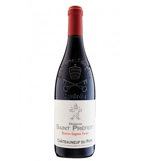 """Châteauneuf-du-pape rouge """"Réserve A. Favier"""" 2019 - Domaine St Préfert"""
